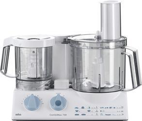 Кухонный комбайн Braun CombiMax K 700 белый