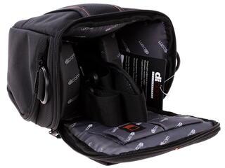 Треугольная сумка-кобура Dicom UM 2992 черный