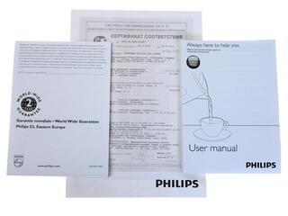 Электрочайник Philips HD 4646/70 белый