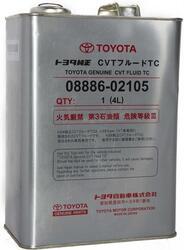 Трансмиссионное масло Toyota CVT Fluid TC 08886-02105