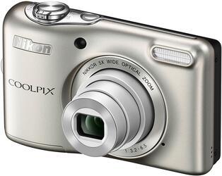 Компактная камера Nikon Coolpix L30 серебристый