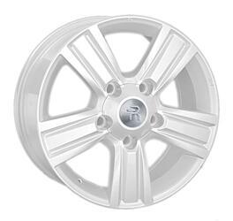 Автомобильный диск литой Replay LX49 8x18 5/150 ET 60 DIA 110,1 White