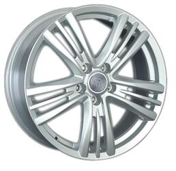 Автомобильный диск литой Replay MZ60 7,5x18 5/114,3 ET 50 DIA 67,1 Sil