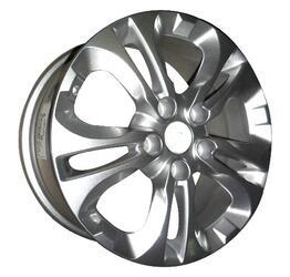 Автомобильный диск литой Replay KI140 6,5x16 5/114,3 ET 50 DIA 67,1 Sil