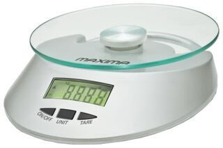 Кухонные весы Maxima MS-037 белый