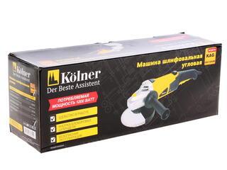 Углошлифовальная машина Kolner KAG 150/1200M