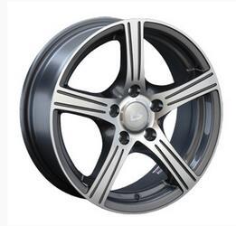 Автомобильный диск Литой LS NG238 6,5x15 5/108 ET 38 DIA 63,3 GMF