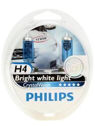 Галогеновая лампа Philips CrystalVision