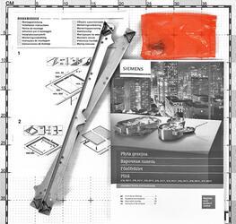 Электрическая варочная поверхность Siemens ET645FF17E