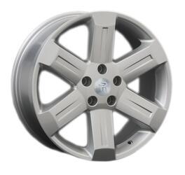 Автомобильный диск Литой Replay NS40 7,5x18 5/114,3 ET 50 DIA 66,1 Sil