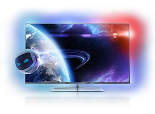 "60"" (152 см)  LED-телевизор Philips 60PFL8708S черный"