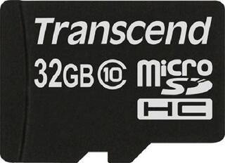 Карта памяти Transcend 32 Гб