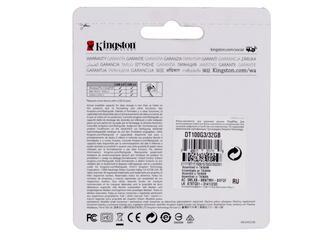 Память USB Flash Kingston DataTraveler DT100G3 32 Гб