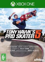 "Игра для Xbox ONE ""Tony Hawk's Pro Skater 5"""
