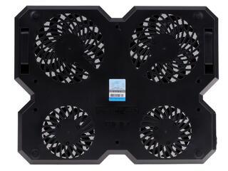 Подставка для ноутбука DEEPCOOL MultiCore X6 черный
