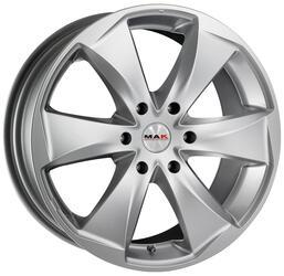 Автомобильный диск Литой MAK Raptor6 7,5x17 6/130 ET 50 DIA 84,1 Silver GG