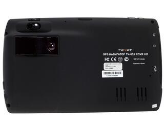 GPS навигатор teXet TN-833 RDVR HD