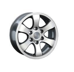 Автомобильный диск Литой Replay TY2 7x16 6/139,7 ET 30 DIA 106,1 GMF