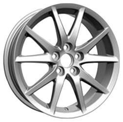 Автомобильный диск Литой LegeArtis TY49 6,5x16 5/100 ET 45 DIA 54,1 Sil