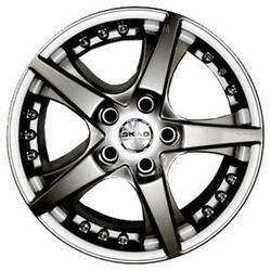 Автомобильный диск Литой Скад Diamond 6,5x16 5/114,3 ET 45 DIA 67,1 Гальвано