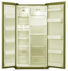 Холодильник LG GW-B207QEQA бежевый