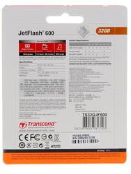 Память USB Flash Transcend JetFlash 600/620 High-Speed 32 Гб