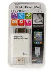 Память USB Flash i-FlashDrive 8 Гб