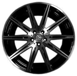 Автомобильный диск литой Replay MR120 7,5x17 5/112 ET 47 DIA 66,6 MBF
