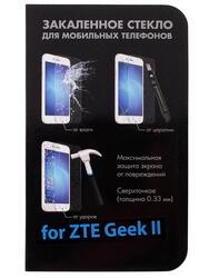 "5"" Защитное стекло для смартфона ZTE Geek II"