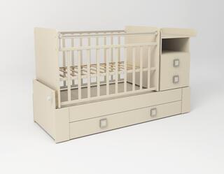 Кроватка-трансформер СКВ-8 830039