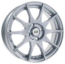 Автомобильный диск Литой Nitro Y737 6x15 4/114,3 ET 45 DIA 73,1 Sil