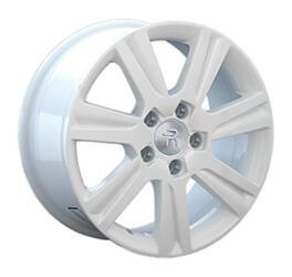 Автомобильный диск литой Replay A39 7x16 5/112 ET 42 DIA 66,6 White