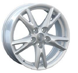 Автомобильный диск литой Replay NS48 6,5x17 5/114,3 ET 45 DIA 66,1 Sil