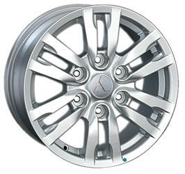 Автомобильный диск литой Replay MI49 7,5x17 6/139,7 ET 46 DIA 67,1 Sil