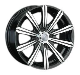 Автомобильный диск литой LS 391 7x16 5/105 ET 36 DIA 56,6 BKF