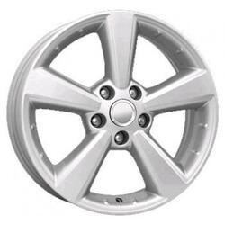 Автомобильный диск Литой K&K КС508 6,5x17 5/114,3 ET 40 DIA 66,1 Сильвер