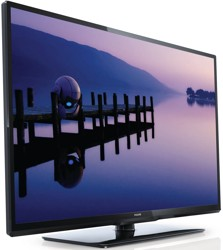 "32"" (81 см)  LED-телевизор Philips 32PFL3168T черный"