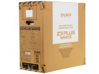 Корпус Zalman Z3 Plus белый