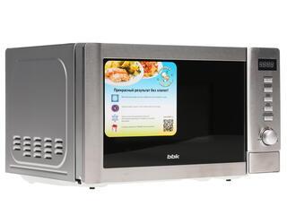 Микроволновая печь BBK 20MWS-720T/BX серебристый