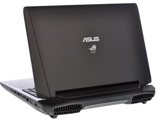"""17.3"""" Ноутбук ASUS G750JZ"""