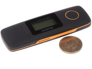 MP3 плеер Digma U3 черный