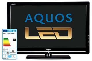 """Телевизор LED 26"""" (66 см) Sharp LC26LE430RUBK"""