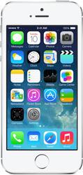 "4"" Смартфон Apple iPhone 5s 16 ГБ серебристый"