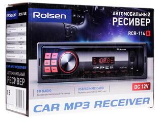 Автопроигрыватель Rolsen RCR-114R