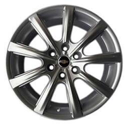 Автомобильный диск литой Replay GN66 8x20 6/139,7 ET 35 DIA 77,8 Sil