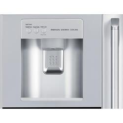 Холодильник с морозильником Hitachi R-W662EU9 GBK черный