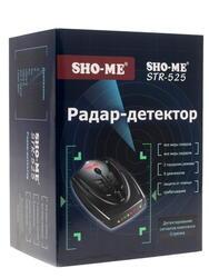 Радар-детектор Sho-Me STR-525