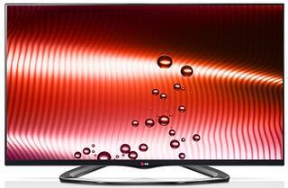 "42"" (106 см)  LED-телевизор LG 42LN655V черный"
