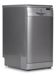 Посудомоечная машина Indesit DSR 57B S RU серебристый