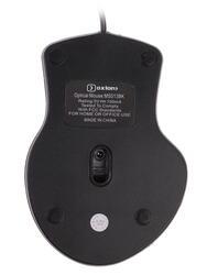 Мышь проводная Oxion OMS013BK
